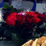 Foloseste aranjamente de flori naturale pentru o o nunta de vis!