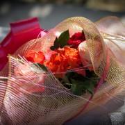 Aranjament trandafiri 5
