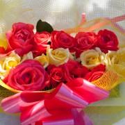 Aranjament trandafiri 4